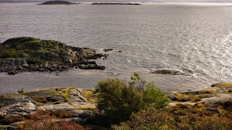 Sweden_island_landscape and sea